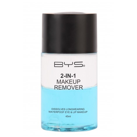 BYS 2-in-1 Makeup Remover
