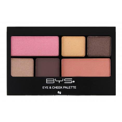 BYS Eye & Cheek Palette